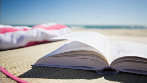 book-and-beach