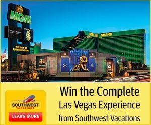 With an abundance of monumental hotels and luxury resorts, Las Vegas has a unique hotel experience for every traveler. With Southwest Vacations, you can choose from a large selection of accommodations to fit your budget and your style.