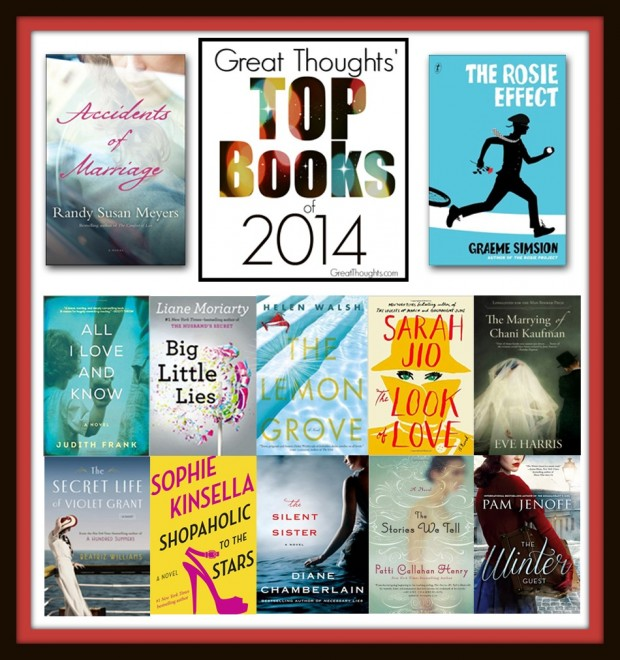 top books of 2014