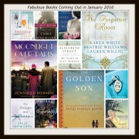 Fiction Books Coming Out January 2016