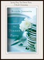 Spring Fling 25 Book Giveaway- The Dinner Party