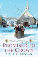 Promised to the Crown by Aimie Runyan- 5 Book Giveaway