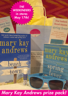 Mary Kay Andrews- Giveaway