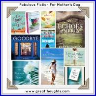 Mother's Day Gifts- The Book List