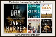 Great Mysteries Out in Early 2017