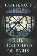 Exclusive Cover Reveal- Pam Jenoff's The Lost Girls of Paris
